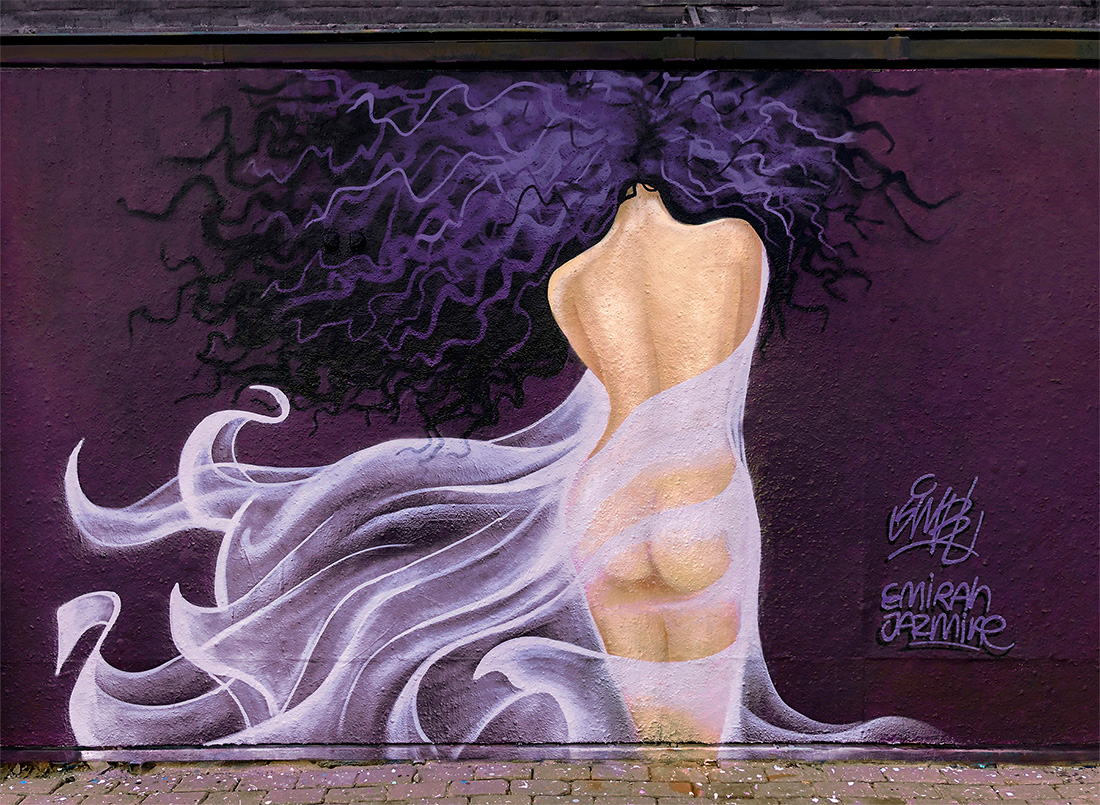 street-art, spraycan graffiti